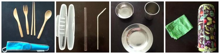 Utensils Straws Flatware and Napkins