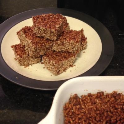 Crispy Rice Squares