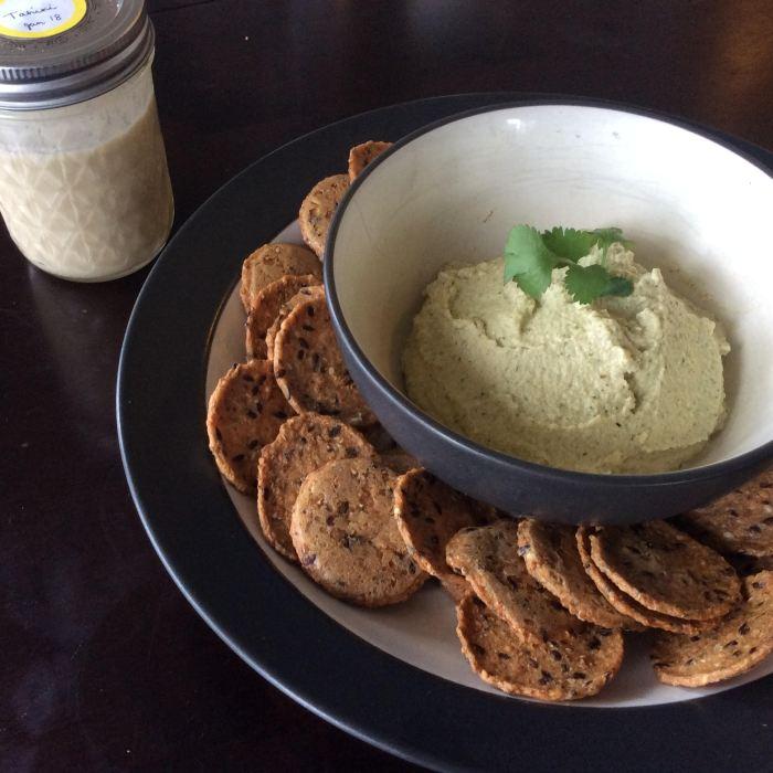 DIY Tahini & Hummus